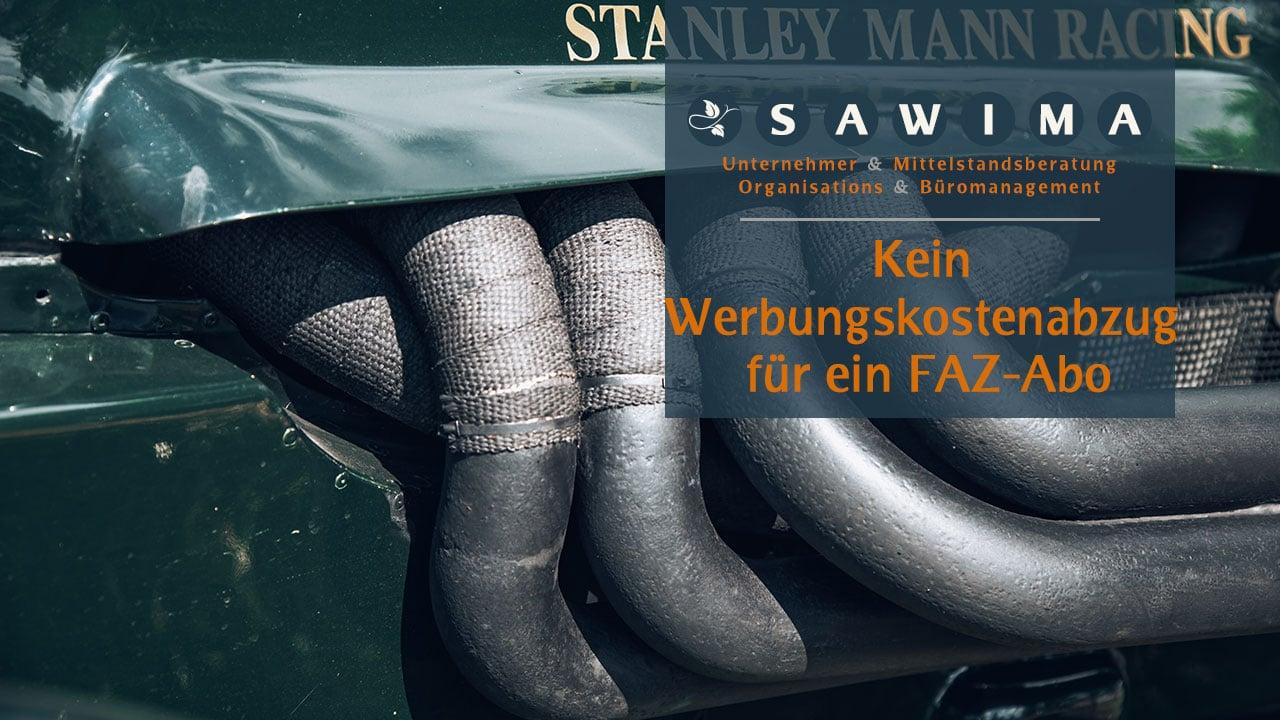Beitrag_Kein_Werbungskostenabzug_fuer_ein_FAZ-Abo_SAWIMA_Stiftung