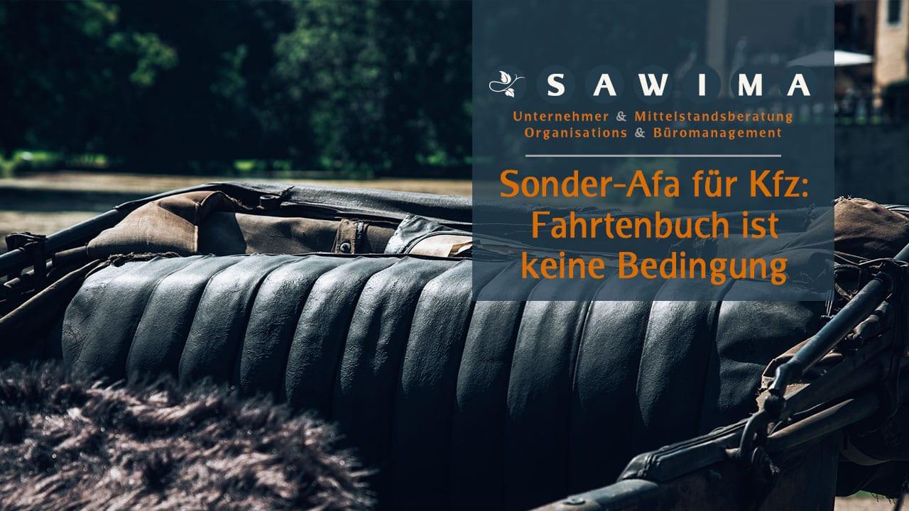 Beitrag_Sonder-Afa_für_Kfz-_Fahrtenbuch_ist_keine_Bedingung_SAWIMA_Stiftung